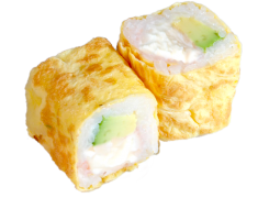 Egg Roll Cheese avocat