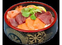 Q3 chirachi saumon et thon