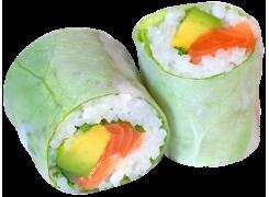Roll Up Saumon Avocat