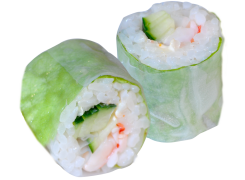 Roll up Crevette spicy