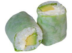 Roll up Cheese avocat ou concombre