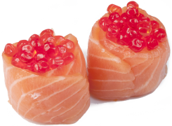 Sushi Tulipe (ikura)