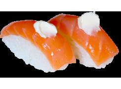 Sushi Saumon Fumé